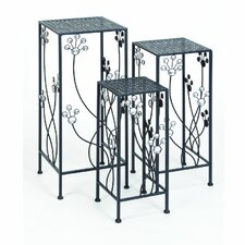 3 Piece Nesting Plant Stand Set by Cole & Grey