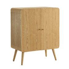 Jivaro 2 Door Storage cabinet