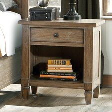 Armoise 1 Drawer Nightstand by Lark Manor