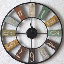 Lompoc 48cm Wall Clock