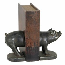 Piglet Bookends (Set of 2)