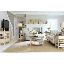 European Coffee Table Set by Stanley Furniture