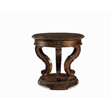 Crendon End Table by Astoria Grand