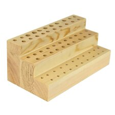 Wooden Cosmetic Organizer