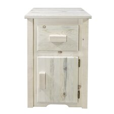Abella Square End Table by Loon Peak