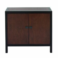 2 Door Wood Accent Cabinet by Cole & Grey