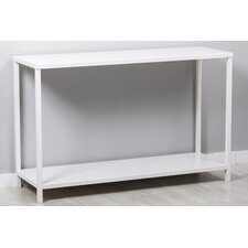 Steel Console Table