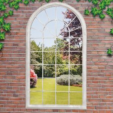 Garden Window Mirror Wall Decor