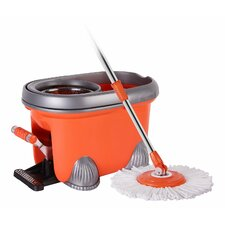 Foot Operated Spin Mop Bucket