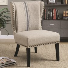 Loretta Wingback Chair by Gracie Oaks