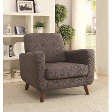 Fornacis Armchair by Mercury Row