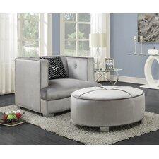 Yardley Barrel Chair by House of Hampton®