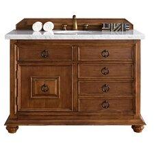 Mykonos 48 Single Bathroom Vanity Base by James Martin Furniture