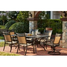 Mountain View 7 Piece Dining Set by Darlee