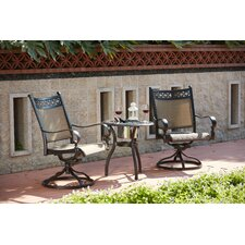Mountain View 3 Piece Rocker Seating Group by Darlee