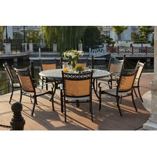 Mountain View 9 Piece Dining Set by Darlee