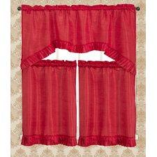 Bermuda Ruffle Kitchen Curtain