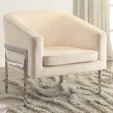 Maria Barrel Chair by Wade Logan