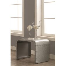 Egon End Table by 17 Stories