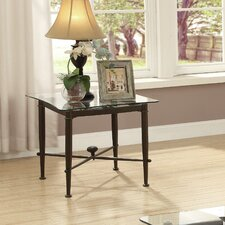 Dennis End Table by Williston Forge
