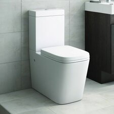 Stibbington Close Coupled Toilet with Soft Close Seat