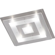 Lamei 5 Light Flush Ceiling Light