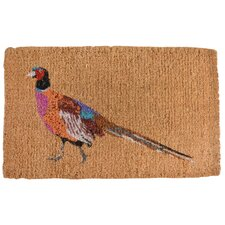Best for Boots Pheasant Coir Doormat
