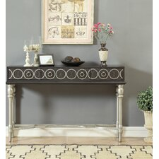 Piccadilly 3 Drawer Console Table by House of Hampton