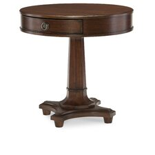 Upstate Round End Table by Rachael Ray Home by Legacy Classic