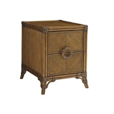 Bali Hai Chairside Table by Tommy Bahama Home