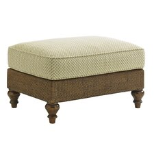 Harborside Ottoman by Tommy Bahama Home