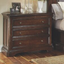 Creeve 3 Drawer Nightstand by Astoria Grand