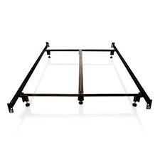 quick view steelock metal bed frame