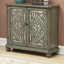 Makai 2 Door Accent Cabinet by Bungalow Rose