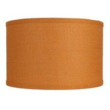 """Classic 16"""" Burlap Drum Lamp Shade"""