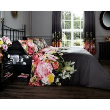 Fadded Floral Duvet Set