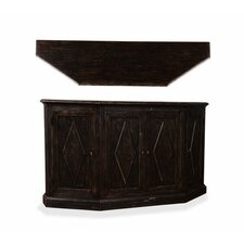 Craine Door Console Table by Darby Home Co