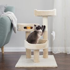 "28"" 3-Tier Cat Tree"