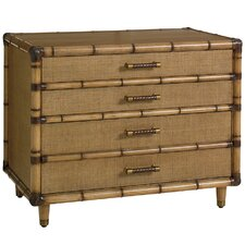 Twin Palms Soundings File Chest by Tommy Bahama Home