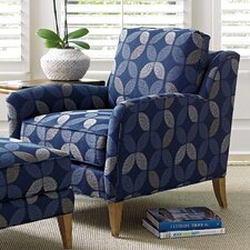 Twin Palms Coconut Grove Armchair and Ottoman by Tommy Bahama Home