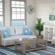 Weybridge Handmade Blue Indoor/Outdoor Area Rug