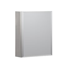 """16"""" x 20"""" Recessed or Surface Mount Medicine Cabinet"""