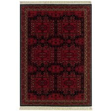 Emory Oushak Brick Red Rug