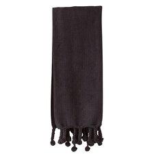 Waterside Cotton Throw Blanket