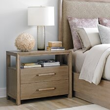 Shadow Play Curtain Call 2 Drawer Nightstand by Lexington