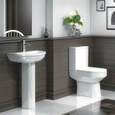 Harmony Bathroom Suite with Basin Mixer