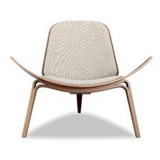Tripod Plywood Modern Lounge Chair by Kardiel