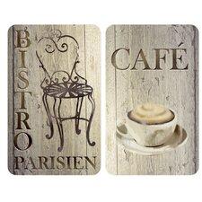 Bistro Kitchen Cover (Set of 2)