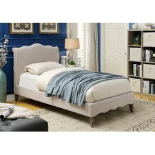 Batell Contemporary Twin Platform Bed