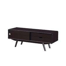 """Stylish Wood Veneer 47.3"""" TV Stand"""